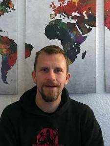 Jens, Unser Schulsozialarbeiter