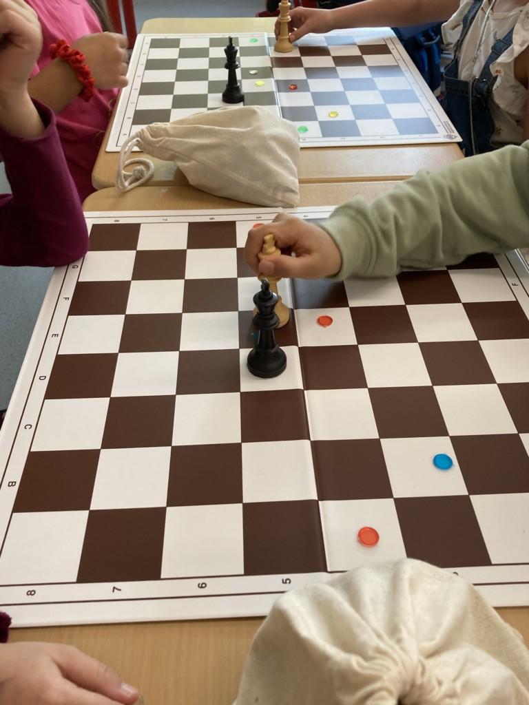 Schach in der Schule