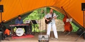 Der Kieler Liedermacher Matthias Meyer-Göllner
